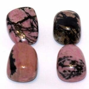 rhodonite roulée