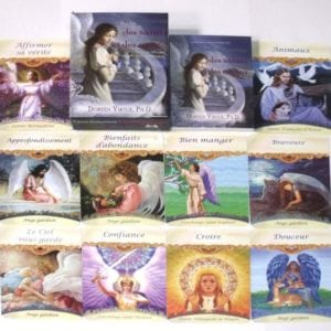 cartes divinatoires des saints et des anges de Doreen VIRTUE