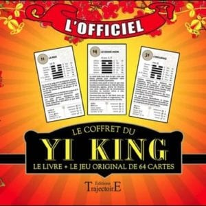 coffret yi king jeu cartes